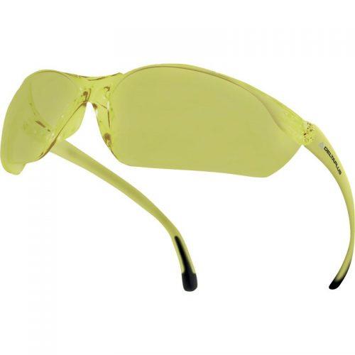 DELTAPLUS MEIA YELLOW polikarbonát szemüveg 1e3533bd4f