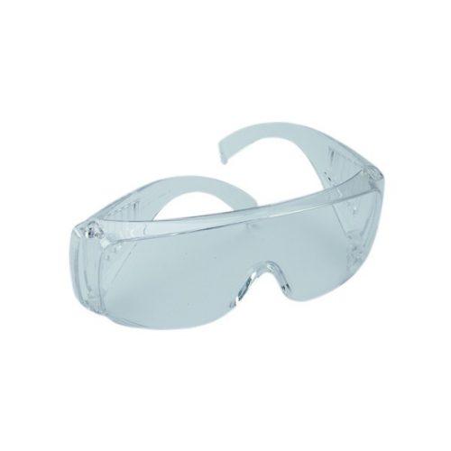 SE2160 Polikarbonát víztiszta látogatói szemüveg e370f91b33