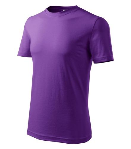 Férfi Classic New póló lila