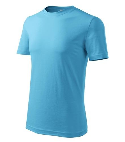 Férfi Classic New póló türkiz
