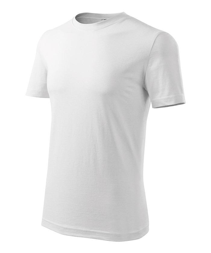 Férfi póló Classic New fehér