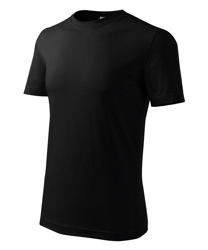 Férfi póló Classic New fekete