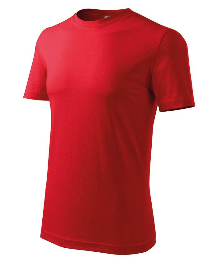 Férfi póló Classic New piros