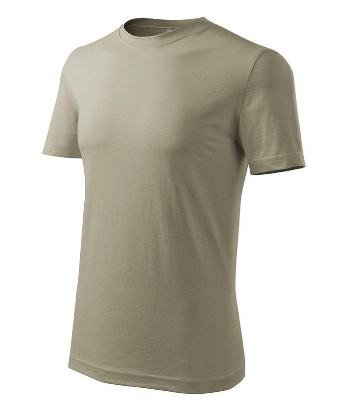 Férfi póló Classic New világos khaki