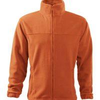 501 Férfi polár dzseki narancssárga