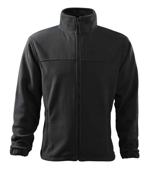 501 Férfi polár dzseki ebony gray