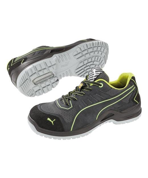 970c7756d51e Puma Fuse TC Green Wns low S1P ESD SRC női védőcipő