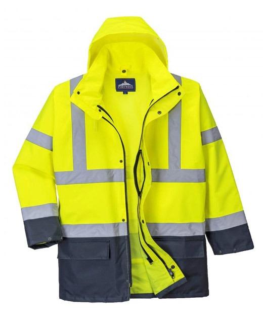 S766 - Essential 5 az 1-ben kabát