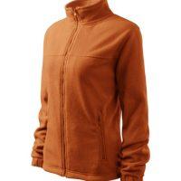504 Női polár dzseki narancssárga