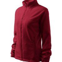 504 Női polár dzseki marlboro piros