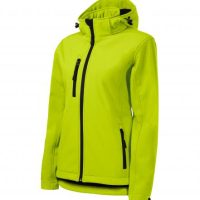 521 PERFORMANCE softshell női kabát lime
