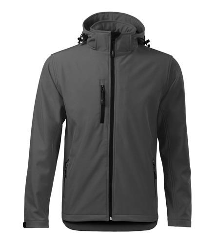 Kabát férfi, ADLER Performance Softshell 522 L fekete