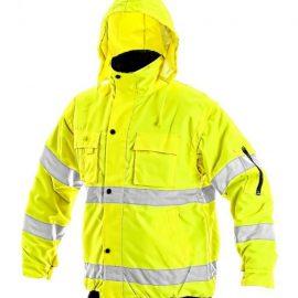 Leeds 2in1 bélelt jól láthatósági kabát