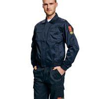 COEN kabát FR+AS hő és Tűz ellen antisztatikus
