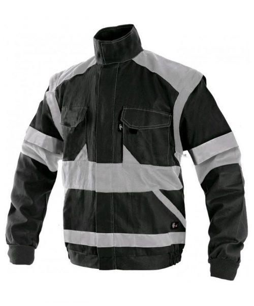 CXS LUXY BRIGHT Kabát láthatósági csíkkal 2fe79ddfc5