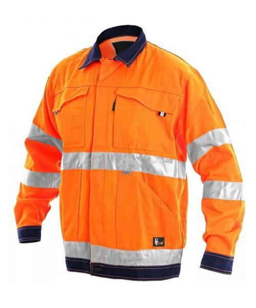 CXS NORWICH Kabát jól láthatósági 6f68b62d24