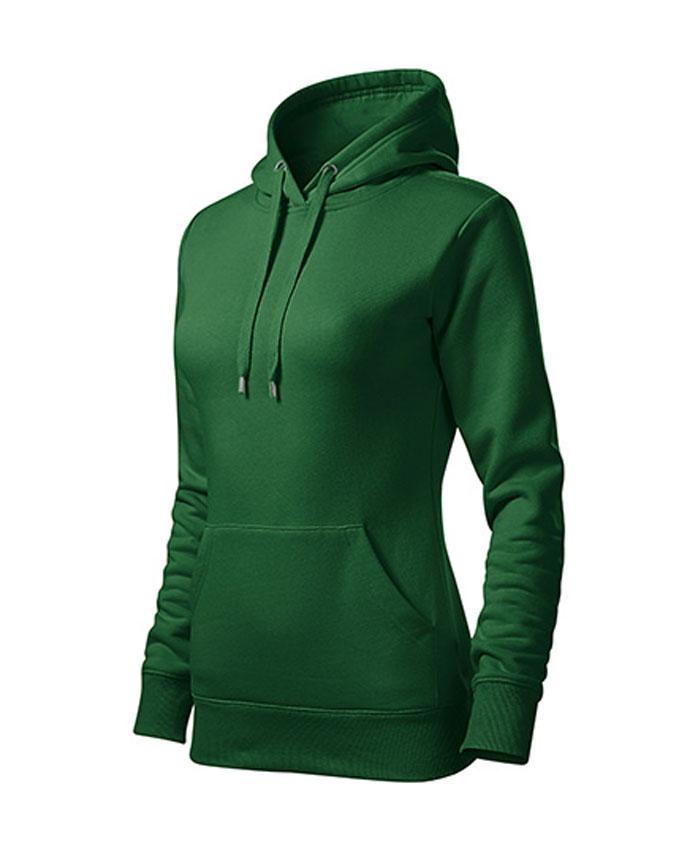 db285e2f36 CAPE 414 belebújós női kapucnis pulóver | Melóruha