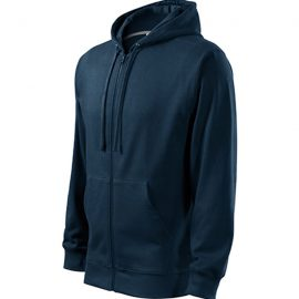 TRENDY ZIPPER 410 kapucnis pulóver