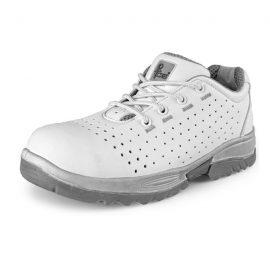 CXS WHITE LINDEN S1 félcipő