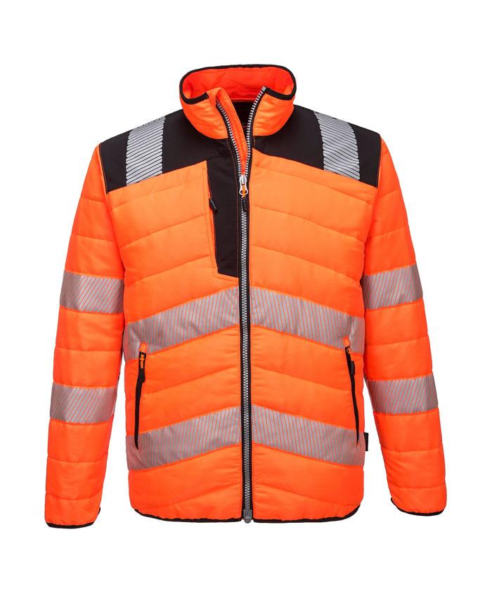 PW371 - PW3 Hi-Vis Baffle kabát