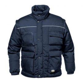 Thermo sokzsebes kabát