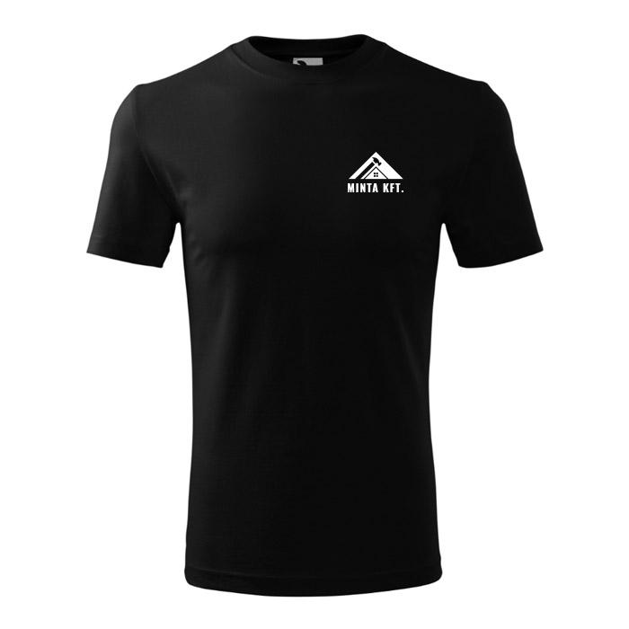 Tetőfedő, ács póló egyedi felirattal