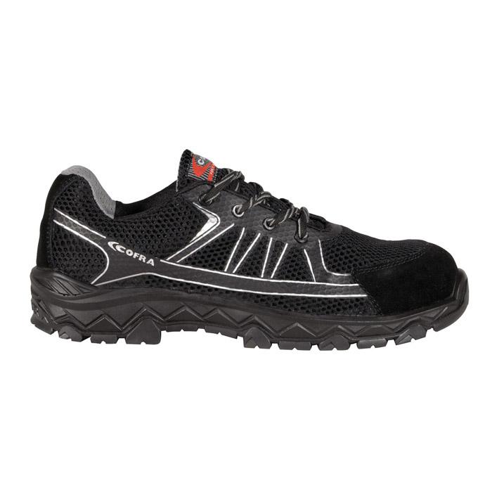 COFRA TRAPEZIUS BLACK S1 P SRC védőcipő